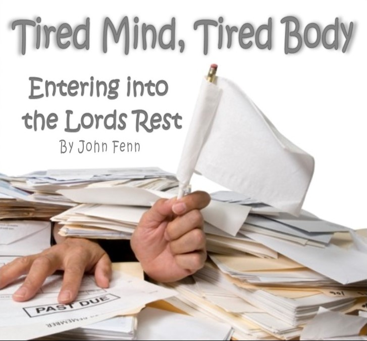 Tired Mind, Tired Body